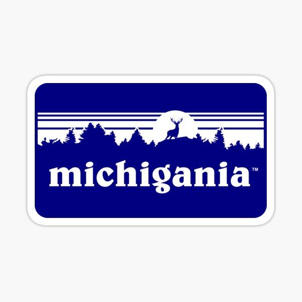 Michigania™ Sticker