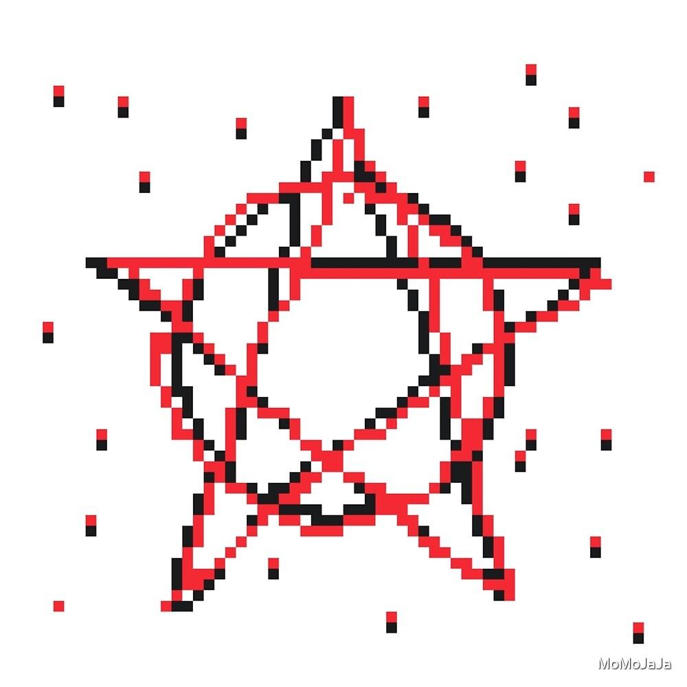 Pentagram 2 by MoMoJaJa