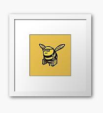 Beeswax Framed Print