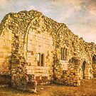 St Oswalds Priory, Gloucester by Jeff  Wilson
