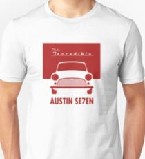 The Incredible Austin Seven! Unisex T-Shirt