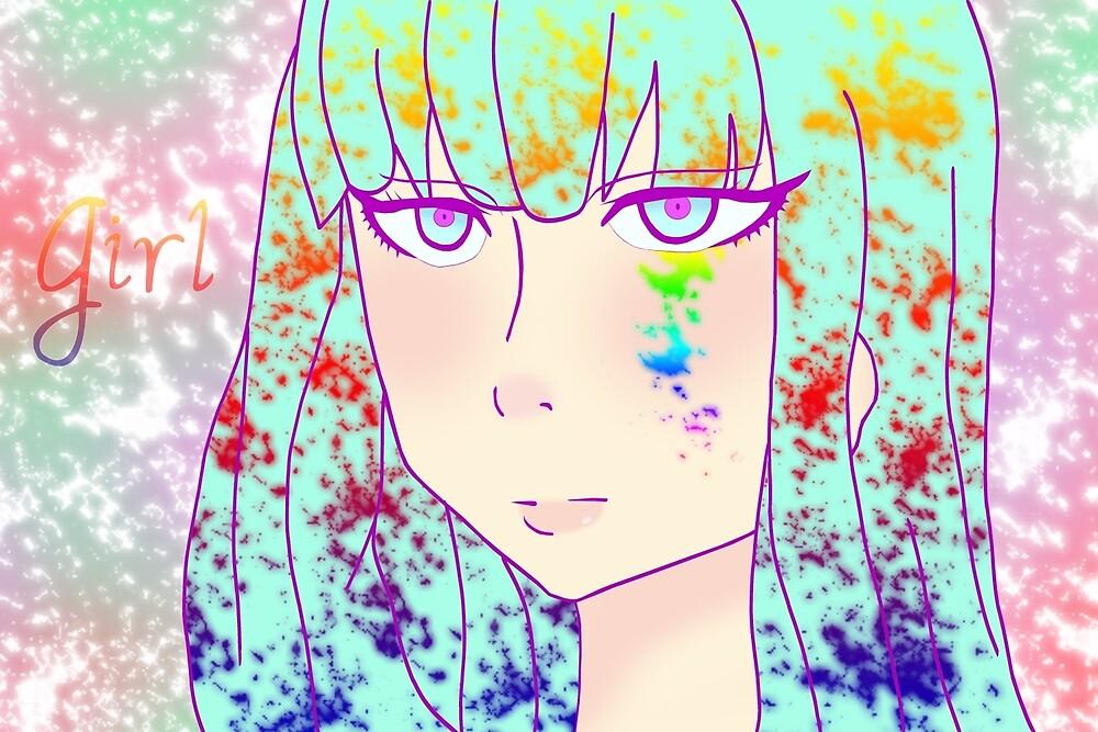 GIRL - DAOKO by Bro96