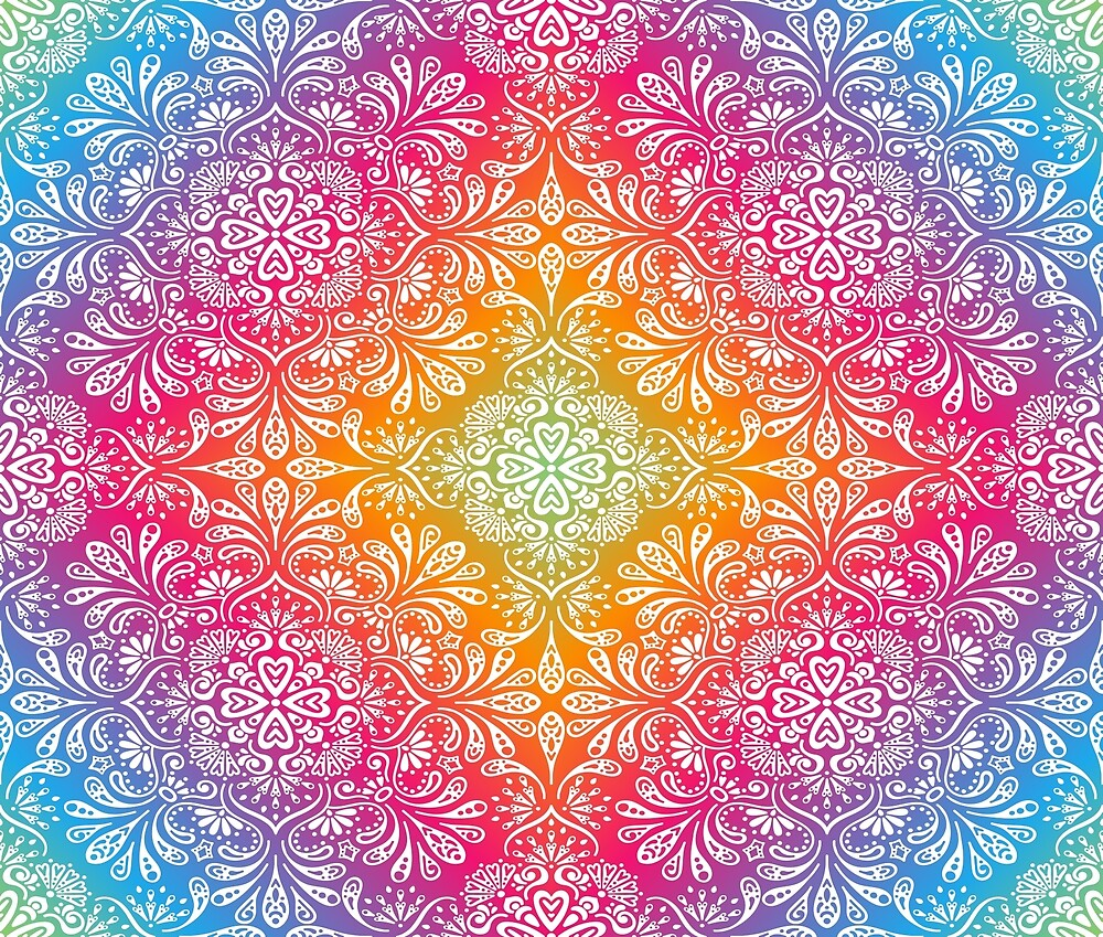 Mandala Ornament Design by ClineDesigns