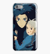 Howl and Sophie iPhone Case/Skin