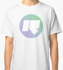 Rinse FM // High Quality // Lilac + Mint Green Classic T-Shirt