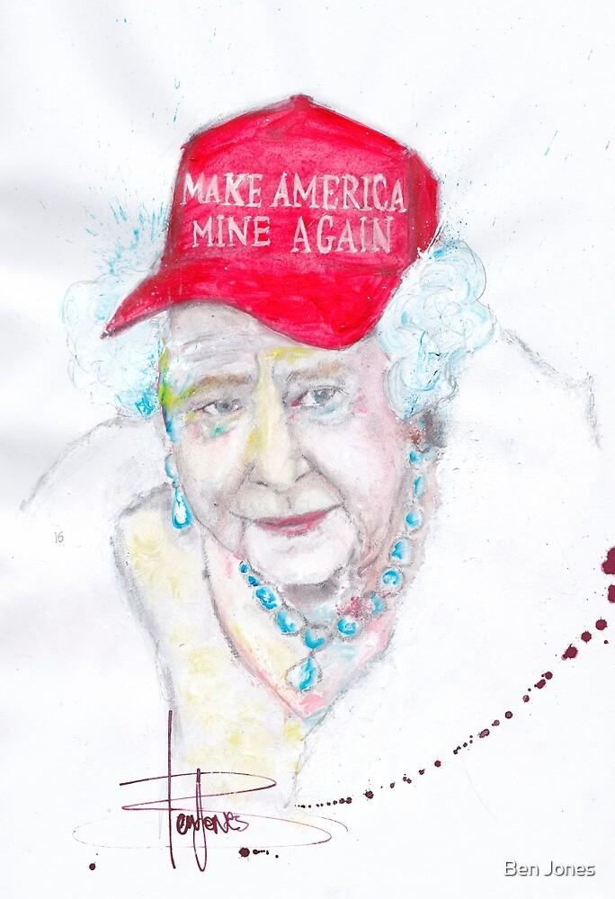 Make America Great Again by Ben Jones