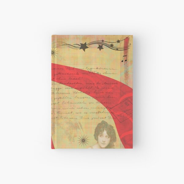 Good old times Hardcover Journal