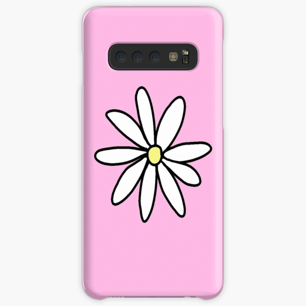 tumblr daisy Funda y vinilo para Samsung Galaxy