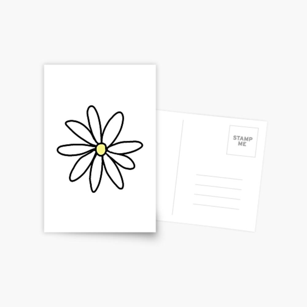 tumblr daisy Postal