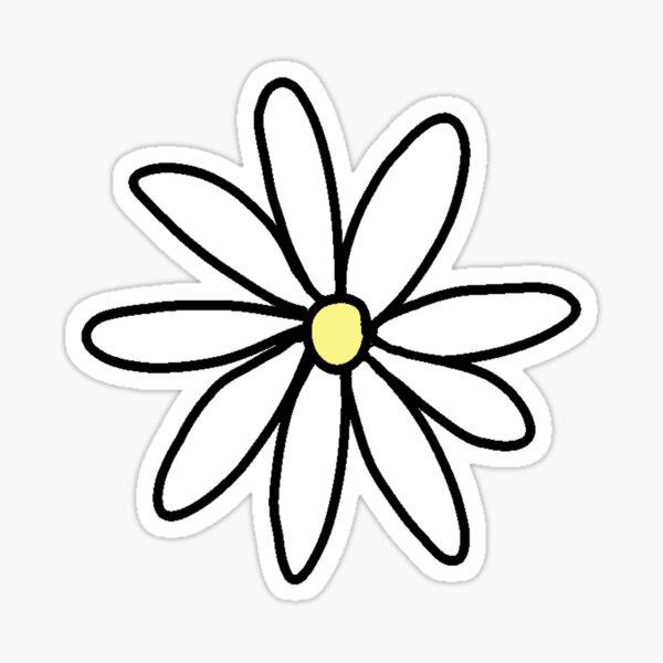 tumblr daisy Sticker