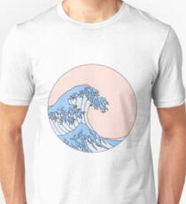 Camiseta unisex onda estética
