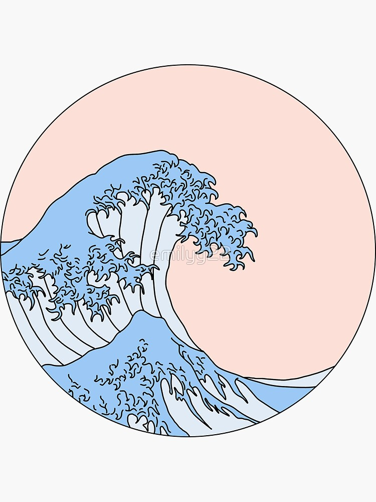 aesthetic wave by emilyg22
