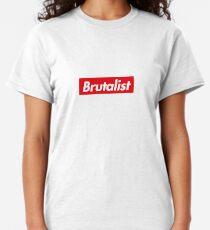 Brutalist  Classic T-Shirt