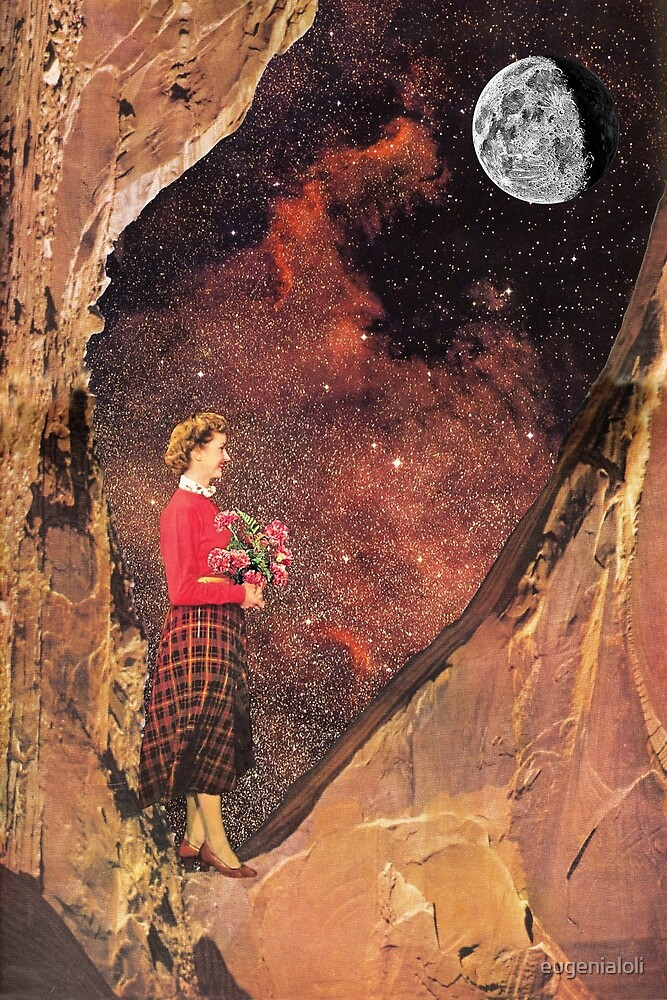 That Was Before Light Pollution by eugenialoli