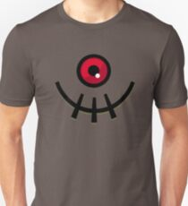 Reaverbot Smile: Red Eye Unisex T-Shirt