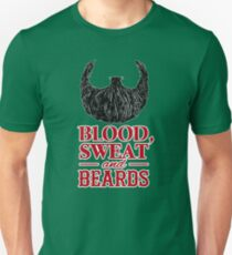 Blood, Sweat and Beards T-Shirt
