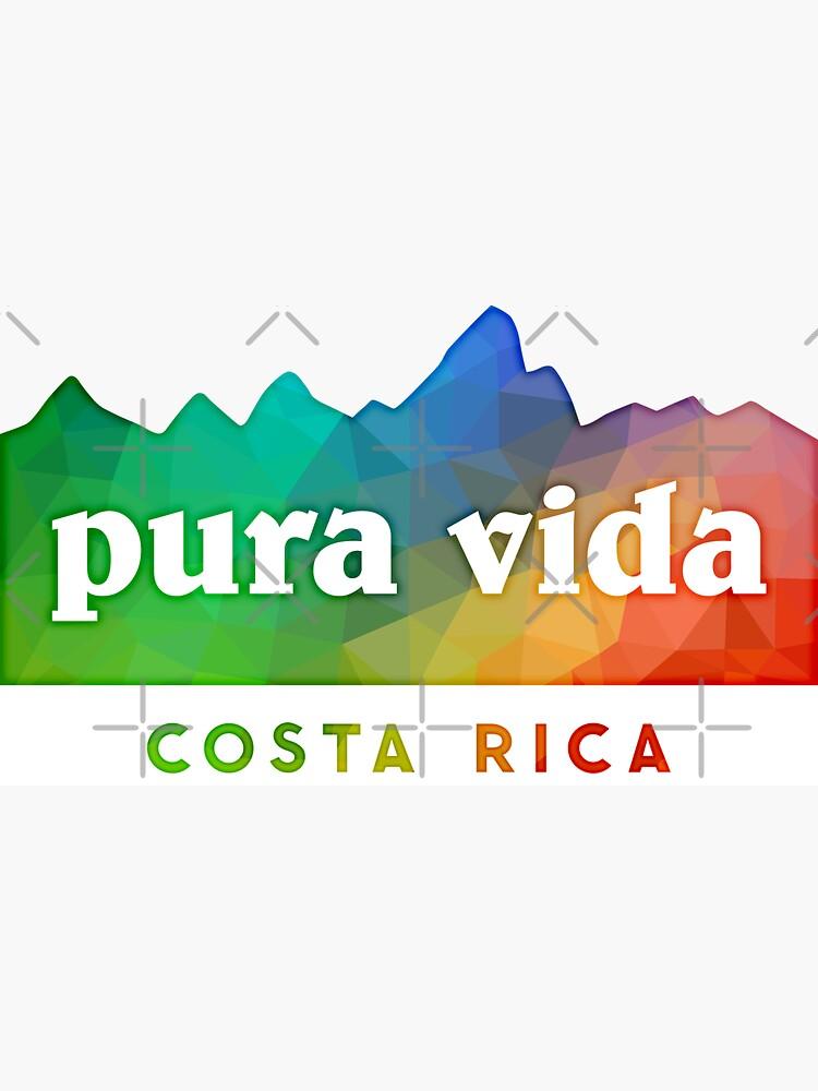 Pura Vida by garci