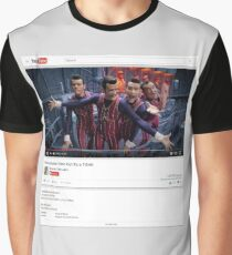 We are Number One but it's a T-Shirt Graphic T-Shirt