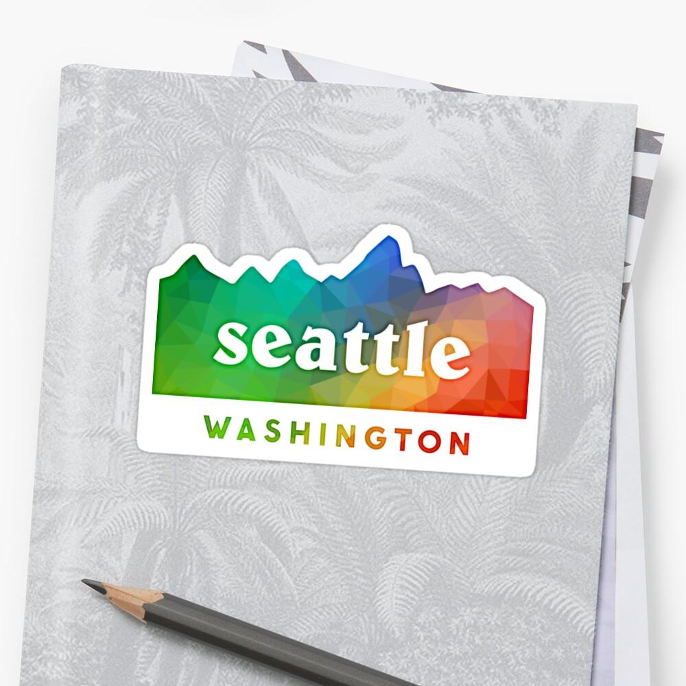 Seattle by garci