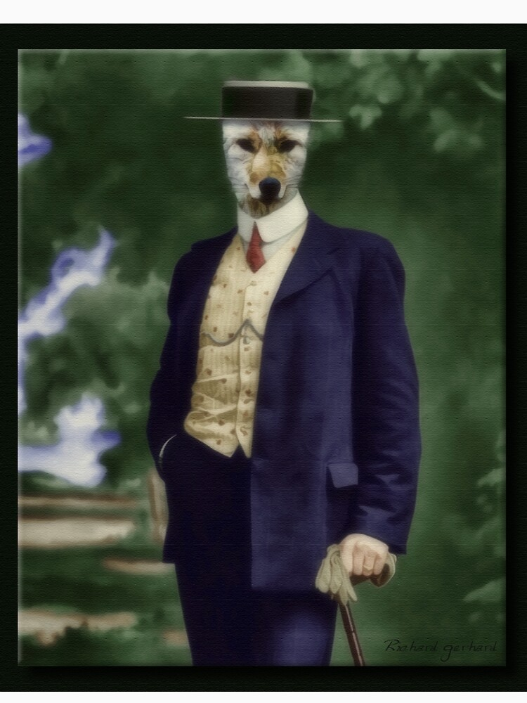 The Gentleman Mr. Wiley by rgerhard