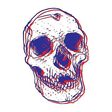 New Skull by DavidBonney