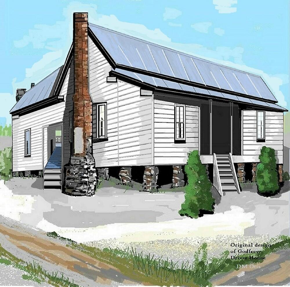 Vintage Farmhouse by dorcas13