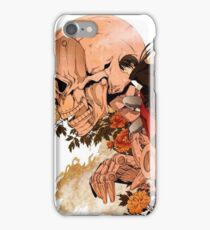 Itachi and Susano iPhone Case/Skin
