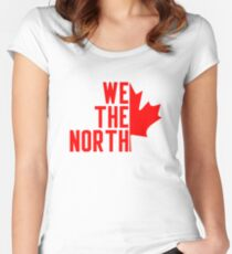 We the North Women's Fitted Scoop T-Shirt