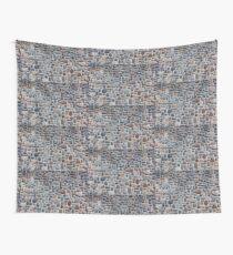 Pebble Mosaic  Wall Tapestry