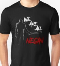 Negan Slim Fit T-Shirt