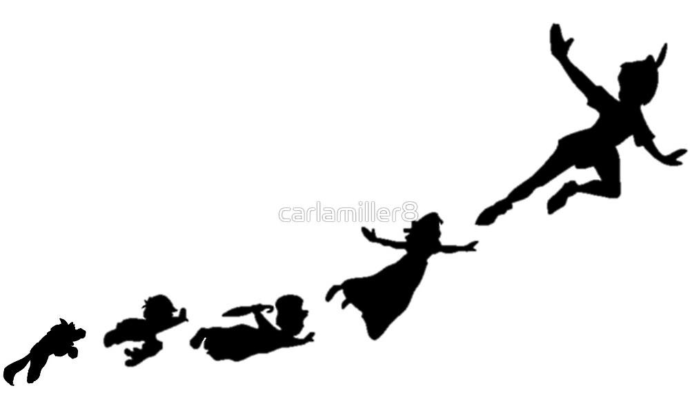 Peter Pan by carlamiller8