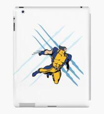 WEAPON X iPad Case/Skin