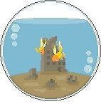 Fish Orb by RachalNewberry