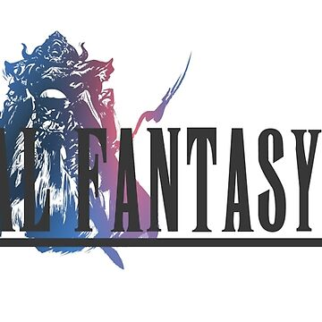 Final Fantasy 12 Logo by MaxiPower