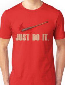 The Walking Dead - Just Do It  Unisex T-Shirt