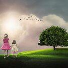 Bye Bye Birdies by Karen  Helgesen