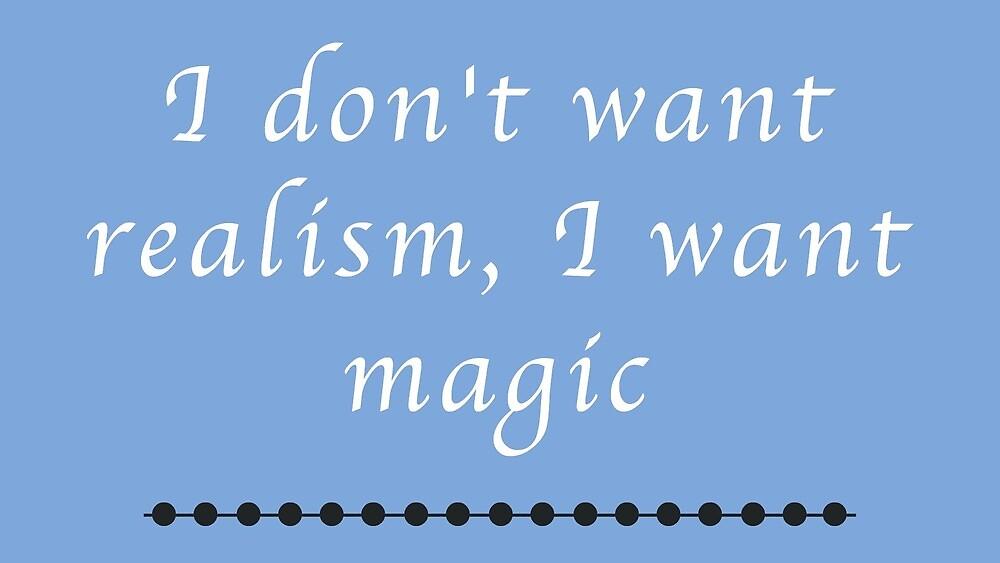 Streetcar - I Want Magic 2 by sdavisson10