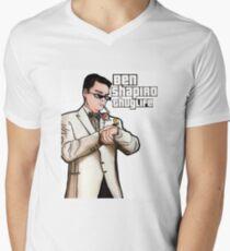 Ben Shapiro Thug Leben # 63 T-Shirt mit V-Ausschnitt