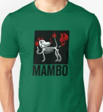 MAMBO FARTING DOG Unisex T-Shirt
