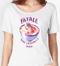 Fatale Katsudon Women's Relaxed Fit T-Shirt