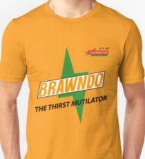 Brawndo - The Thirst Mutilator Slim Fit T-Shirt