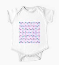 Colorful hearts VII Kids Clothes