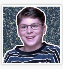 Young Michael Cera  Sticker