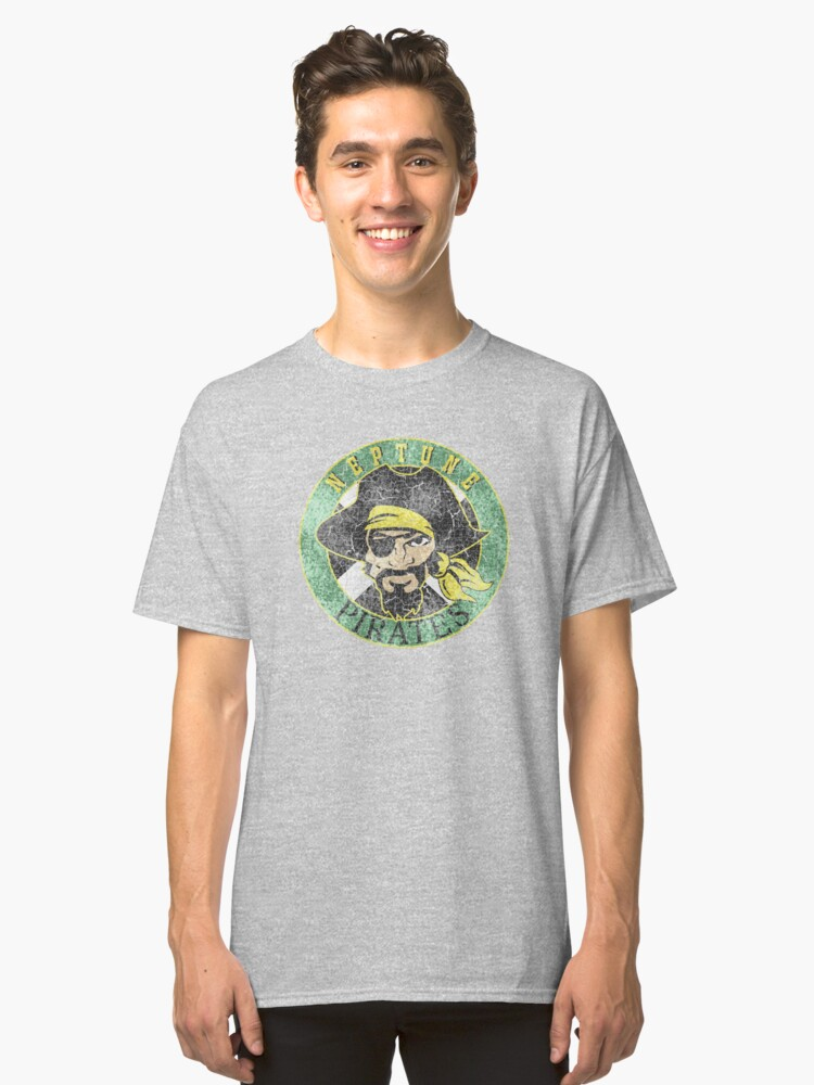 Neptune Pirates - Veronica Mars Classic T-Shirt Front