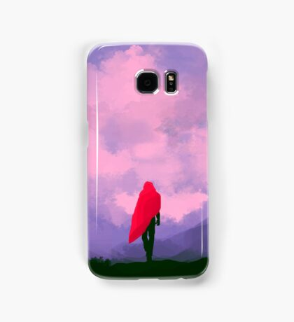 Anomaly in Hue Samsung Galaxy Case/Skin