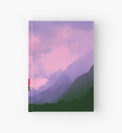 Anomaly in Hue Hardcover Journal