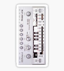 TB 303 music dj iphone-case tb303 Sticker