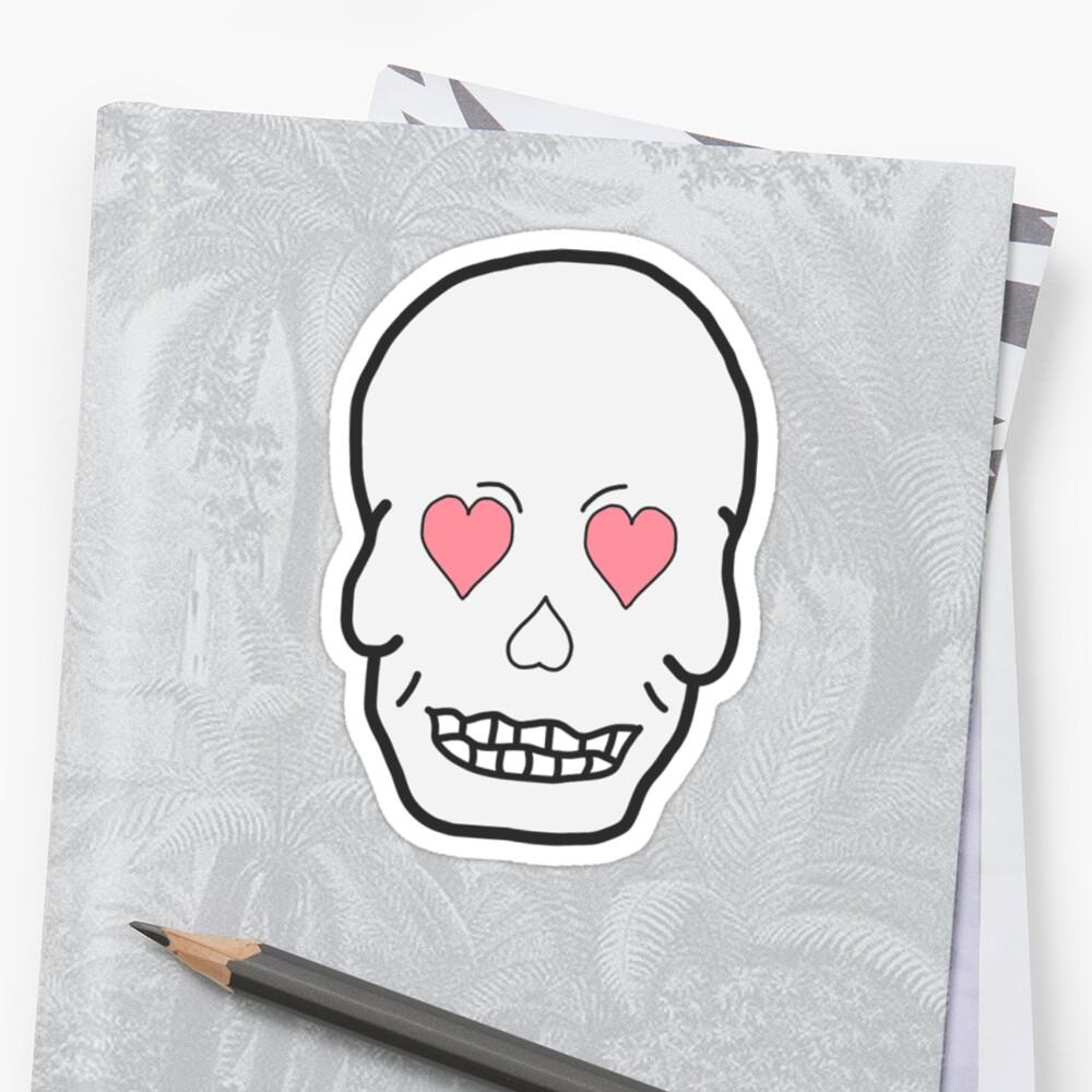 Heart Skull by Austin Eglund