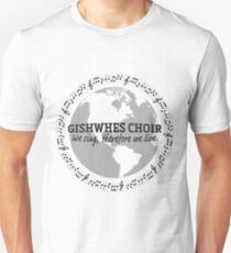 Gishwhes Choir Unisex T-Shirt