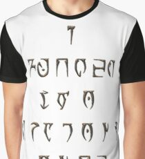 The True Spirit of the Dragonborn Graphic T-Shirt